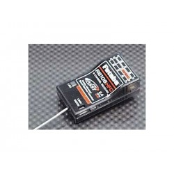 Futaba R6106HFC 2,4 FASST 6 Canais