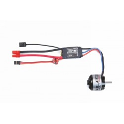 Graupner HPD 3515-1100 11,1V Brushless Motor Set