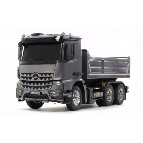 Tamiya 1/14 Mercedes Benz Arocs 3348 - 6x4 Tipper Truck