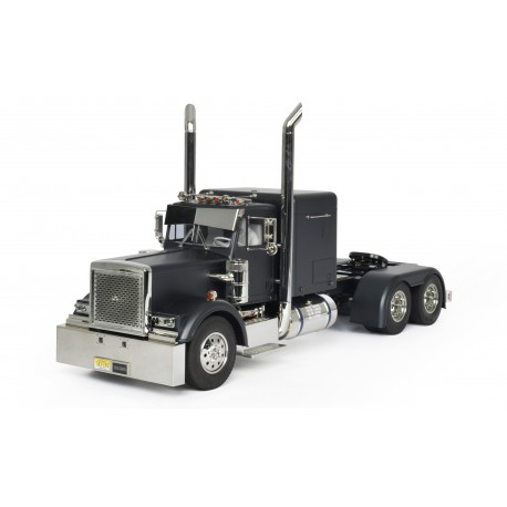 Tamiya 1/14 RC Grand Hauler 6x4 Matte Black Edition