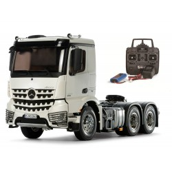 Tamiya 1/14 Mercedes-Benz Arocs 3363 6x4 with MFC-03 unit RTR