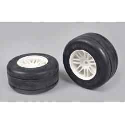 FG 10583/05 - Front Medium P5 tyres (2p)