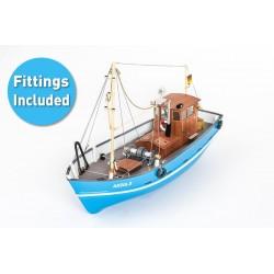 Aero-naut Anna 3 Fishing Cutter