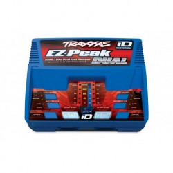 Traxxas EZ-Peak Dual 8-amp 100 Watt NiMH-LiPo charger