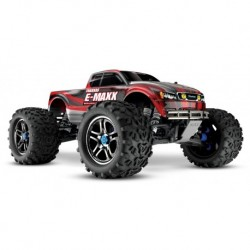 Traxxas E-Maxx Brushless Monster Truck 1/10 4WD RTR
