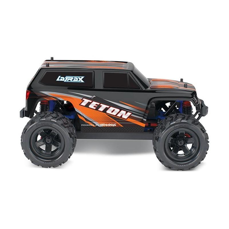 Latrax Teton 1 18 Scale 4wd Electric Monster Truck
