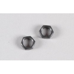 FG 10437-01 - Hexagon nut M7 left-hand. thread 2p F1 Sports.