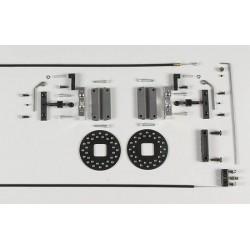 FG 10450 - Front disk brake F1 set