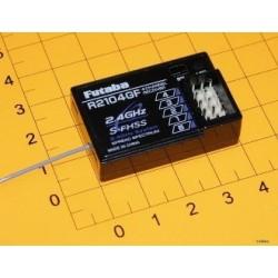 Futaba R2104GF 2.4 GHz FH-S-FHSS