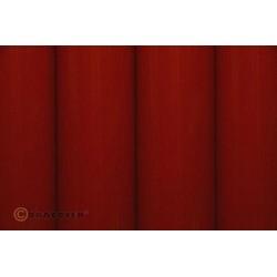 Oracover - Standard red L- 60cm x C- 1m