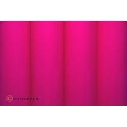 Oracover - Fluorescent pink L- 60cm x C- 1m