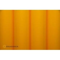 Oracover - Standard cub yellow L- 60cm x C- 1m