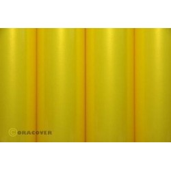 Oracover - Pearl yellow L- 60cm x C- 1m