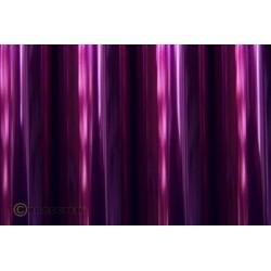 Oracover - Transparent violet L- 60cm x C- 1m
