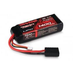 Traxxas 1400mah 11.1v 3-Cell 25C LiPo Battery