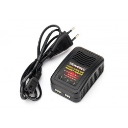 Traxxas Charger, 2-3 cell LiPo Balance for Europe
