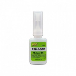 ZAP-A-GAP CA+ Green Label Medium Viscosity 14,1g