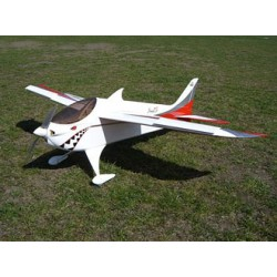 SebArt Shark S 30E (White/Red Version) ARTF