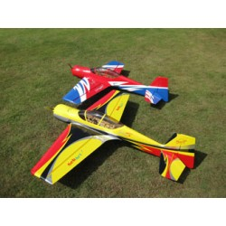 SebArt Sukhoi 29S 50E V2 (Red/Blue Version) ARTF