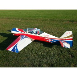 SebArt Sukhoi 29S 2.6m V2 (Red/Blue Version) ARTF