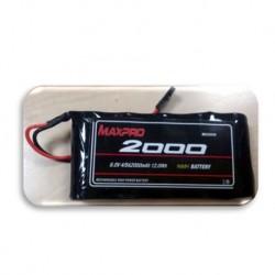MAXPRO Battery Ni-MH 4/5A 6,0V 2000 mAh