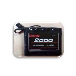 MAXPRO Battery Ni‐MH AA 4,8V 2000mAh