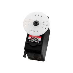 Hitec HS-225MG Metal Gear Mighty Mini Servo