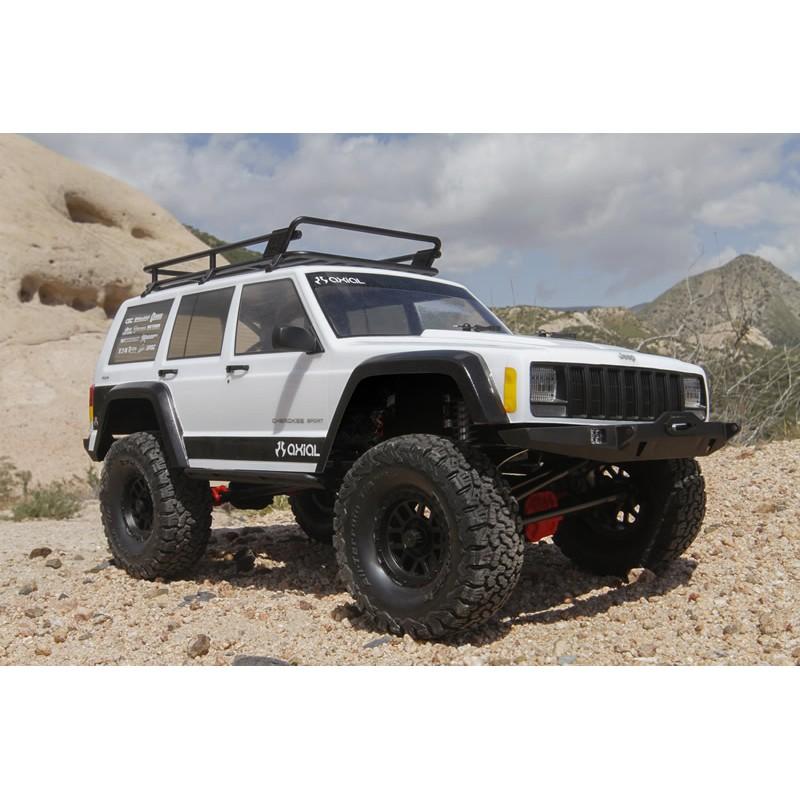 Axial Scx10 Ii 2000 Jeep Cherokee 1  10 Electric 4wd Kit