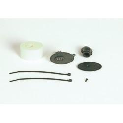 Graupner Low Profile Air Filter Set