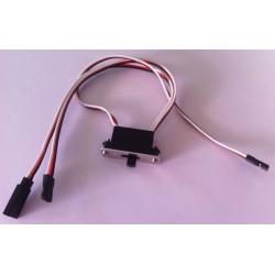 Interruptor com Fichas de Carga 45cm