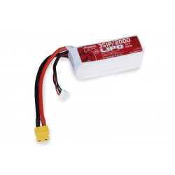 Graupner Power Pack LiPo 3/2000 11,1 V 70C XT60