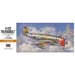 Hasegawa 1/72 P-47D Thunderbolt