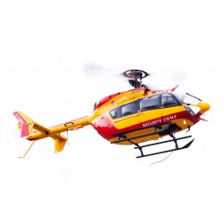Hirobo SRB Eurocopter EC145 Painted Kit