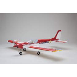 Kyosho Calmato Alpha 40 Sports - Red (EP/GP)
