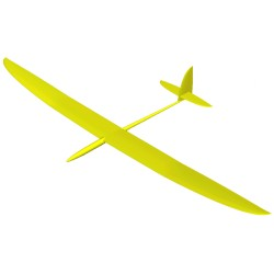 Breta Model NYX F3B Kevlar Carbon Yellow Glider