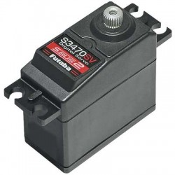 Futaba S3470SV S.Bus2 High-Voltage EP Car Servo
