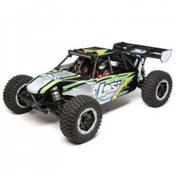 Losi Desert Buggy XL-E 4WD 1/5 Electric RTR with AVC (Black or Grey)
