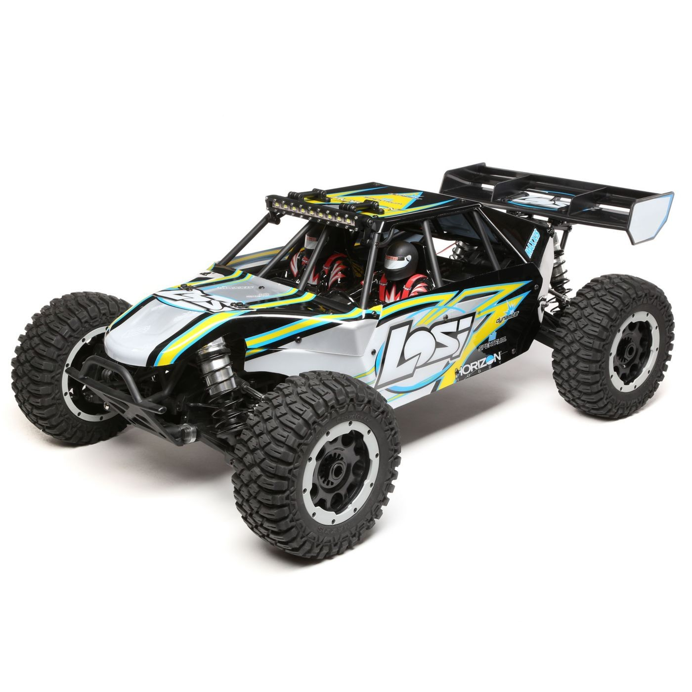 Losi Desert Buggy XL E 4WD 1 5 Electric RTR with AVC