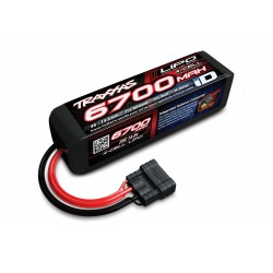 Traxxas Power Cell 6700 mAh LiPo Battery 4S - 14.8 Volts 25C