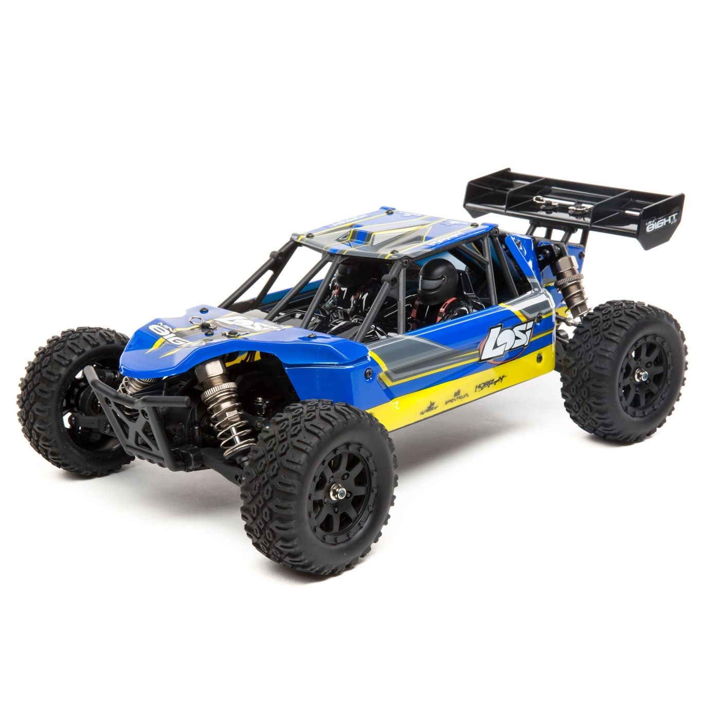 Losi Mini 8IGHT DB 1 14 Scale 4WD Electric Buggy Blue or Red