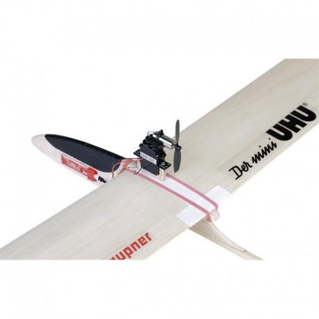 Graupner Free-Flight Model »Der mini UHU« 725 mm