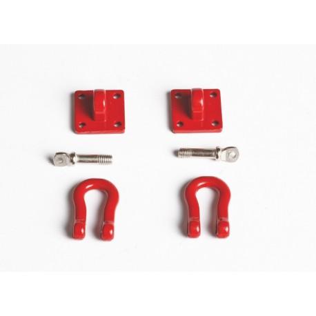 Graupner Metal Winch Hook Scale 1:10