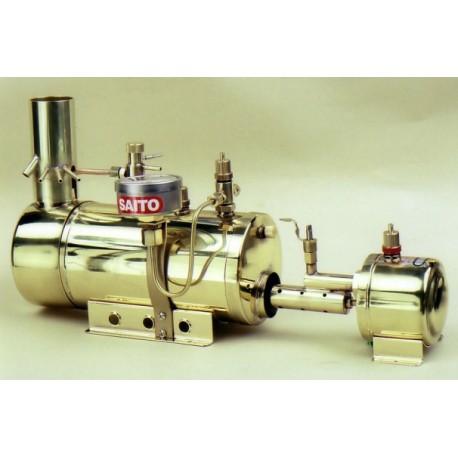 Saito Steam Boiler and Burner B2F