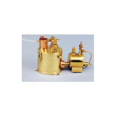 Saito Boiler and burner BT1