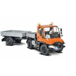 Carson 1/12 Unimog U 300 with Trailer 2.4 GHz
