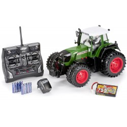 Carson 1/14 Farm Tractor Fendt with Doble Tires RTR