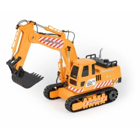 Carson 1/20 Crawler Excavator 2.4 GHz RTR