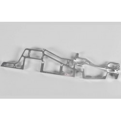 FG 10331 - Aluminum front axle carrier right (1p) for F1 Competition