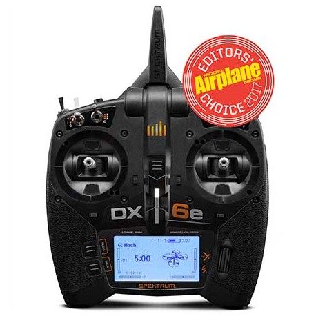 Spektrum DX6e 6CH Transmitter Only