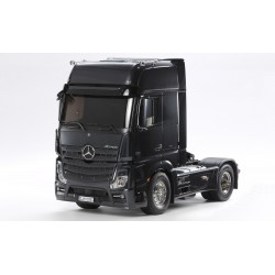 Tamiya 1/14 R/C Mercedes-Benz Actros 1851 GigaSpace (Black Edition)